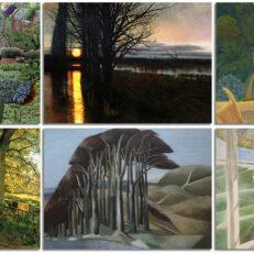 Image displaying postcard set 'Sun, Soil and Water'