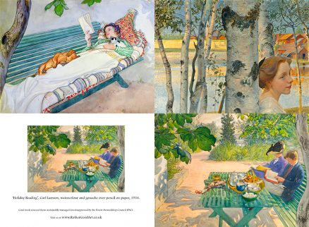 The Carl Larsson Collection