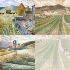 The Eric Ravilious Furlongs Collection